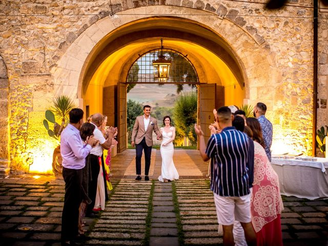 Il matrimonio di Charlotte e Ryan a Vizzini, Catania 35