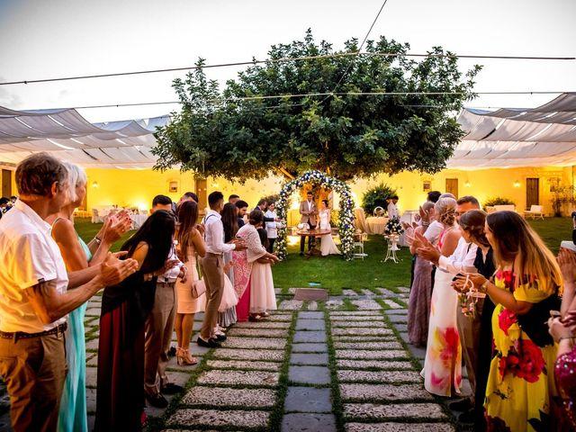 Il matrimonio di Charlotte e Ryan a Vizzini, Catania 36