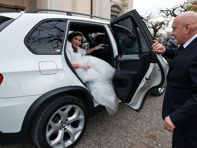 Il matrimonio di marco e federica a Stezzano, Bergamo 10