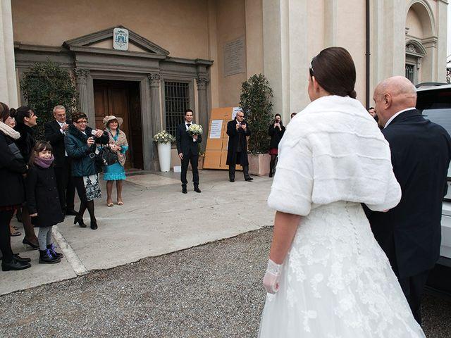 Il matrimonio di marco e federica a Stezzano, Bergamo 11