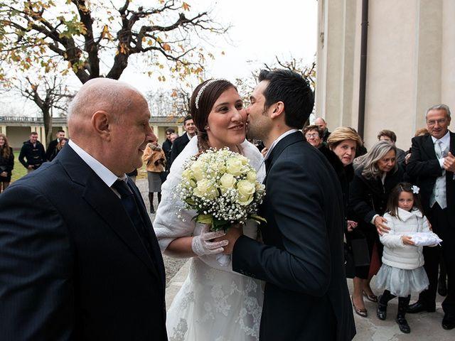Il matrimonio di marco e federica a Stezzano, Bergamo 13