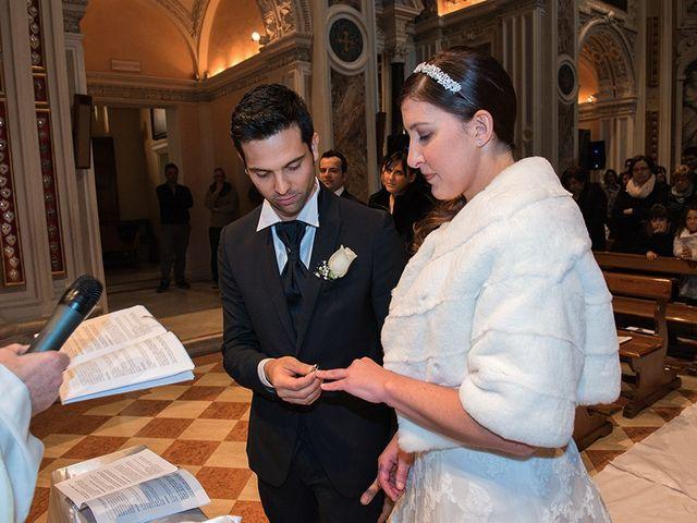 Il matrimonio di marco e federica a Stezzano, Bergamo 15