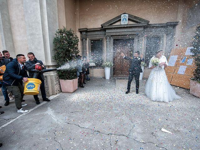 Il matrimonio di marco e federica a Stezzano, Bergamo 17
