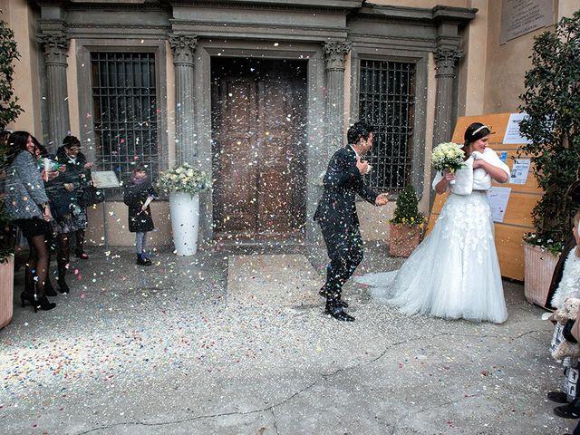 Il matrimonio di marco e federica a Stezzano, Bergamo 18