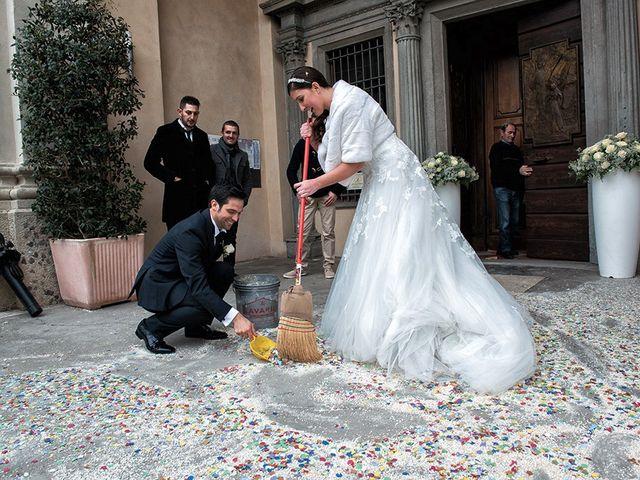Il matrimonio di marco e federica a Stezzano, Bergamo 19