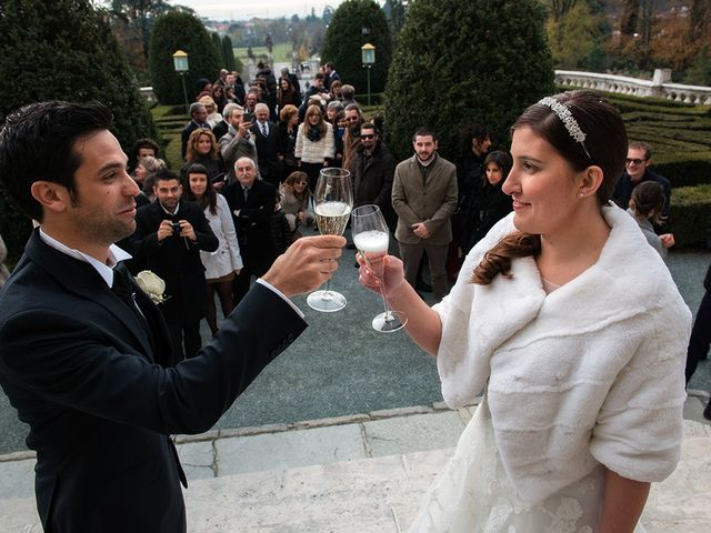 Il matrimonio di marco e federica a Stezzano, Bergamo 21