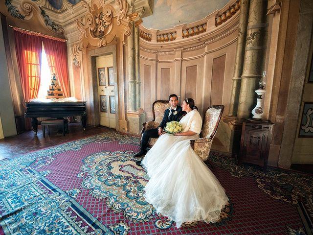 Il matrimonio di marco e federica a Stezzano, Bergamo 26