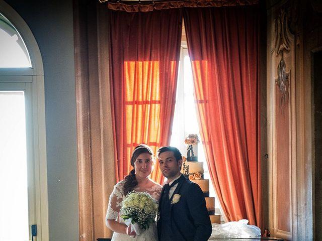 Il matrimonio di marco e federica a Stezzano, Bergamo 27