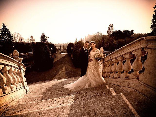 Il matrimonio di marco e federica a Stezzano, Bergamo 28