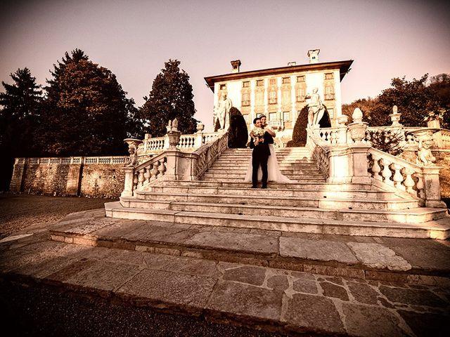 Il matrimonio di marco e federica a Stezzano, Bergamo 31