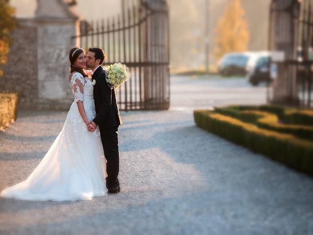 Il matrimonio di marco e federica a Stezzano, Bergamo 34