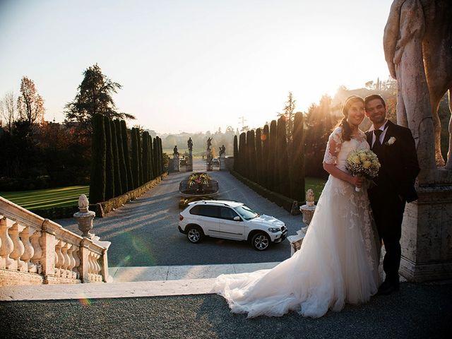 Il matrimonio di marco e federica a Stezzano, Bergamo 36