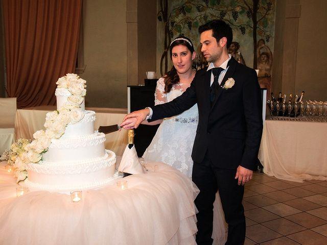 Il matrimonio di marco e federica a Stezzano, Bergamo 38