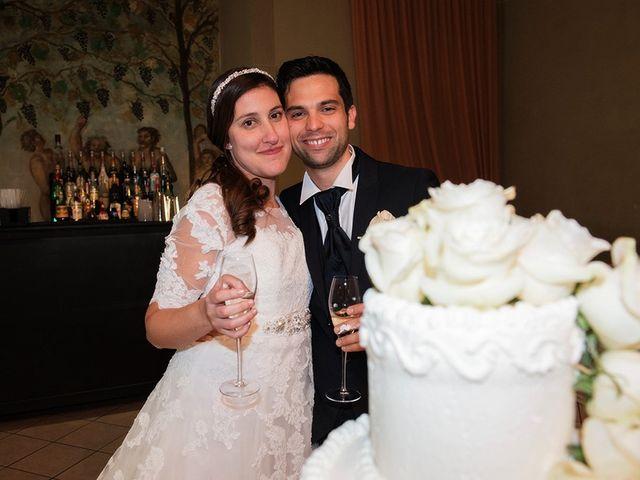 Il matrimonio di marco e federica a Stezzano, Bergamo 39