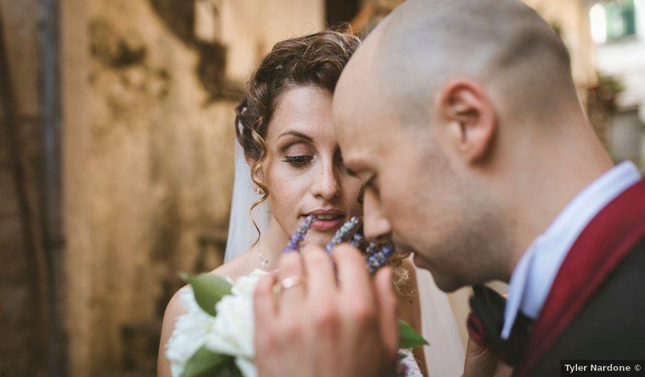 Il matrimonio di Jonah e Martina a Sant'Elia Fiumerapido, Frosinone
