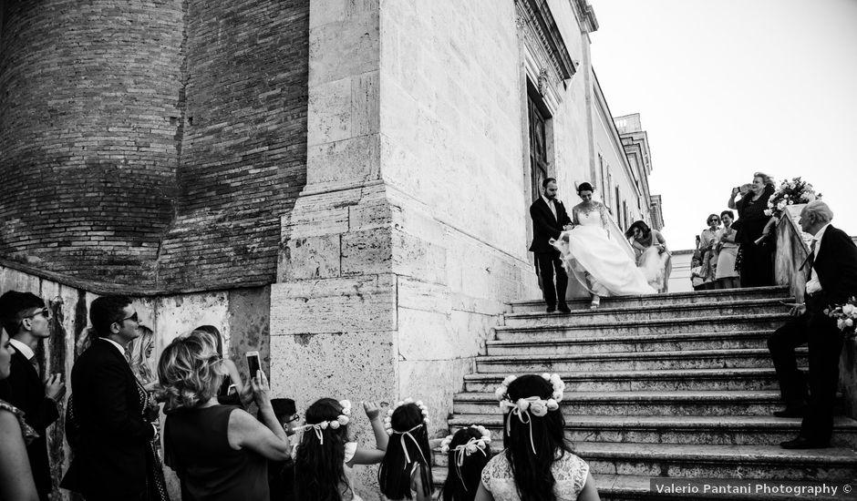 Il matrimonio di Andrea e Daiana a Roma, Roma