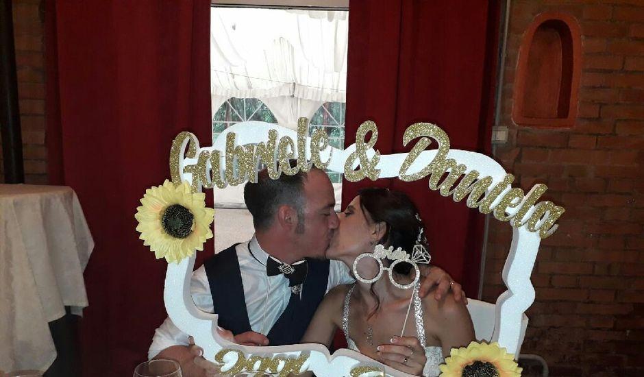 Il matrimonio di Gabriele e Daniela a Reggio nell'Emilia, Reggio Emilia