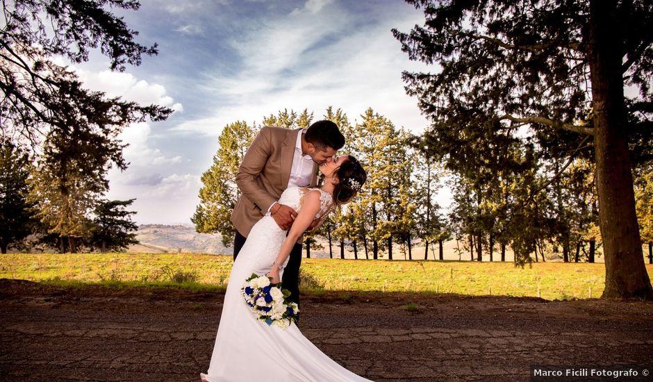 Il matrimonio di Charlotte e Ryan a Vizzini, Catania