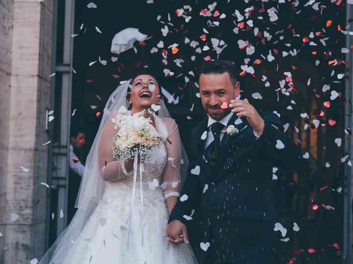 le nozze di Emilia e Francesco