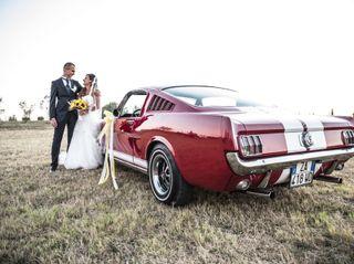 Le nozze di Erika e Ciro
