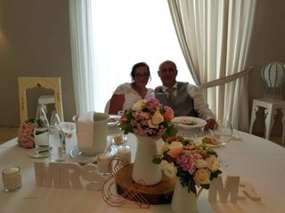 Le nozze di Marianna  e Pietro