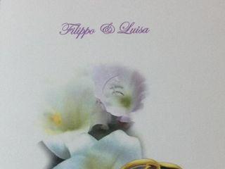 Le nozze di Luisa e Filippo 2