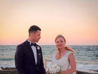 le nozze di Mohamed e Lara 1