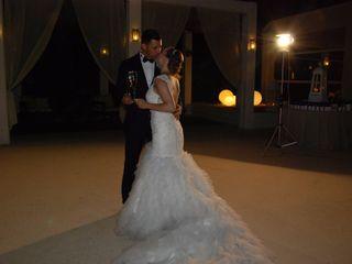 Le nozze di Mohamed e Lara