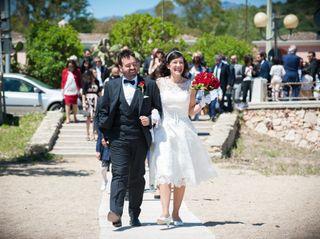 le nozze di Tania e Gianfranco 1