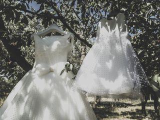 le nozze di Carlotta e Andrea 1