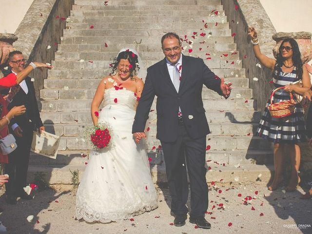 Il matrimonio di Francesca e Paolo a Bagheria, Palermo 10