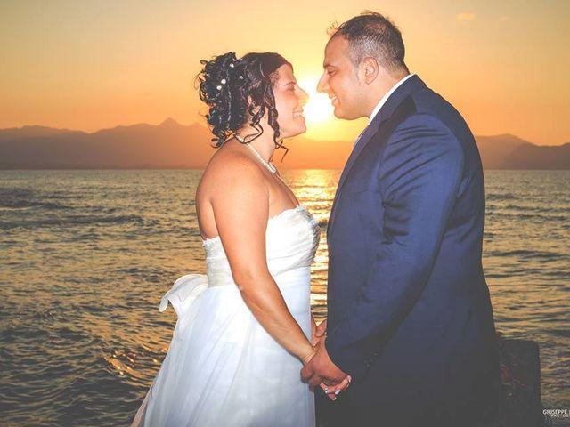 Il matrimonio di Francesca e Paolo a Bagheria, Palermo 1