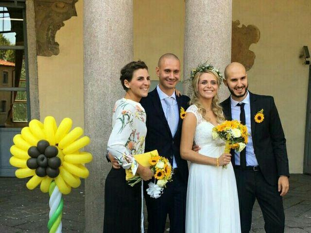 Il matrimonio di Davide e Costy a Rho, Milano 3