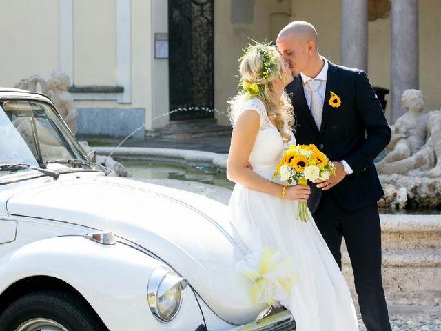 Il matrimonio di Davide e Costy a Rho, Milano 5