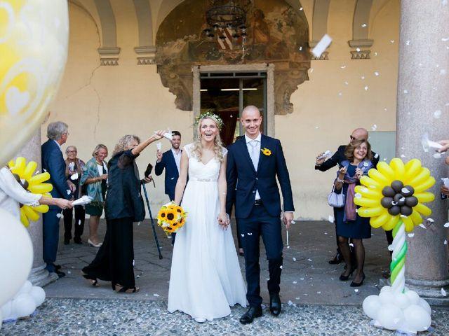 Il matrimonio di Davide e Costy a Rho, Milano 11