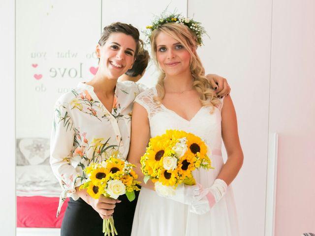 Il matrimonio di Davide e Costy a Rho, Milano 13