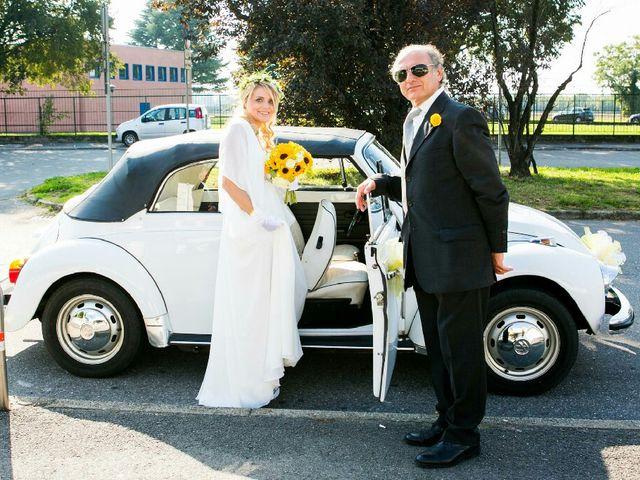 Il matrimonio di Davide e Costy a Rho, Milano 16