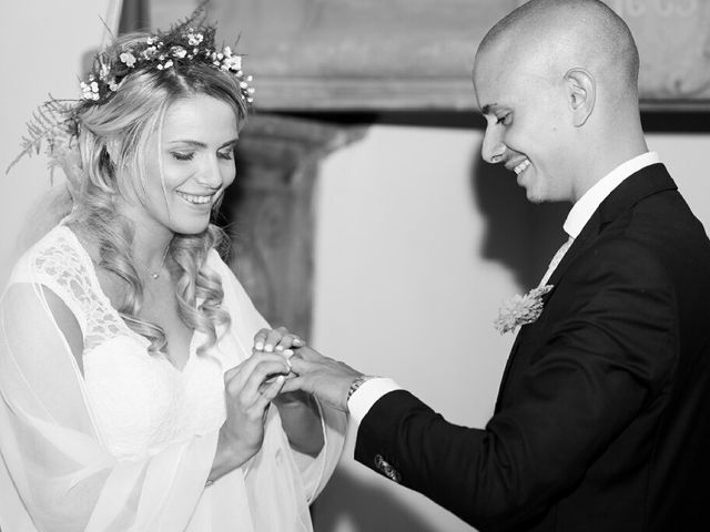 Il matrimonio di Davide e Costy a Rho, Milano 18