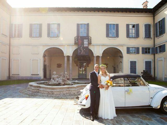 Il matrimonio di Davide e Costy a Rho, Milano 22