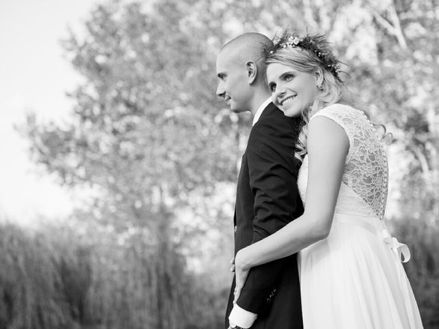 le nozze di Costy e Davide
