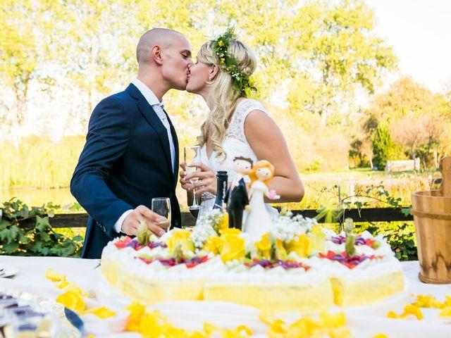 Il matrimonio di Davide e Costy a Rho, Milano 35