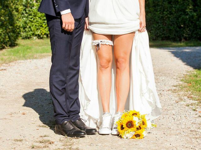 Il matrimonio di Davide e Costy a Rho, Milano 36