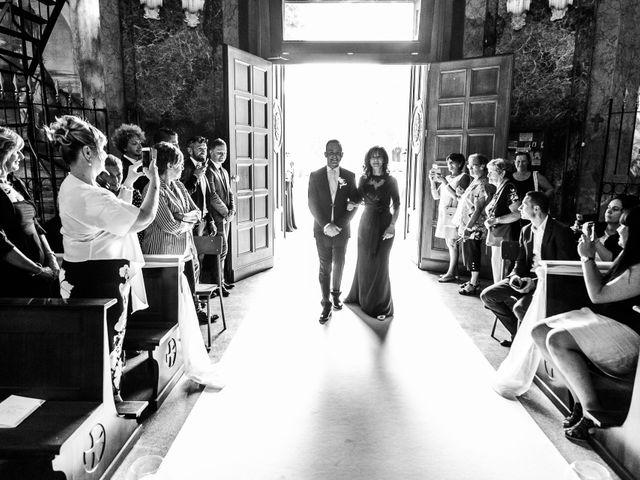 Il matrimonio di Matteo e Greta a Gallarate, Varese 9