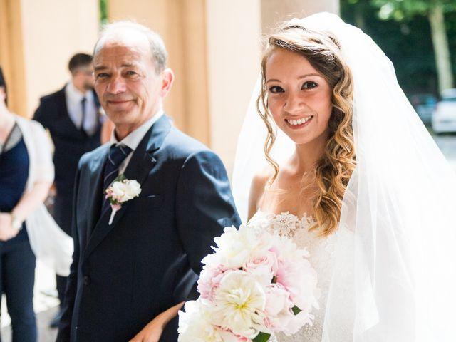 Il matrimonio di Matteo e Greta a Gallarate, Varese 12