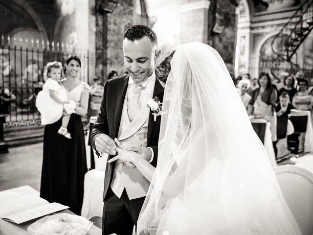Il matrimonio di Matteo e Greta a Gallarate, Varese 14