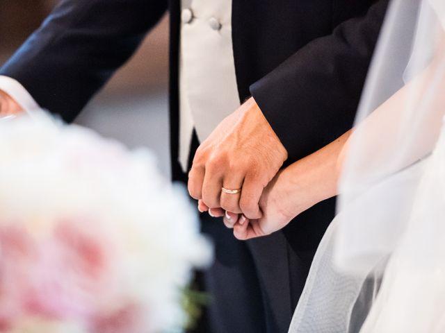 Il matrimonio di Matteo e Greta a Gallarate, Varese 16