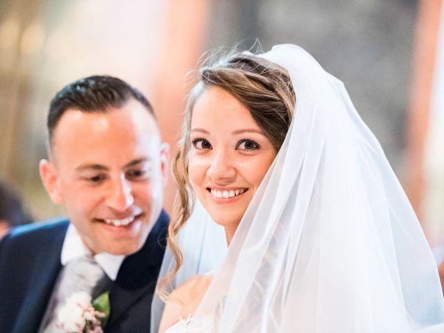 Il matrimonio di Matteo e Greta a Gallarate, Varese 17