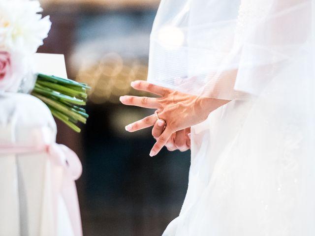 Il matrimonio di Matteo e Greta a Gallarate, Varese 18