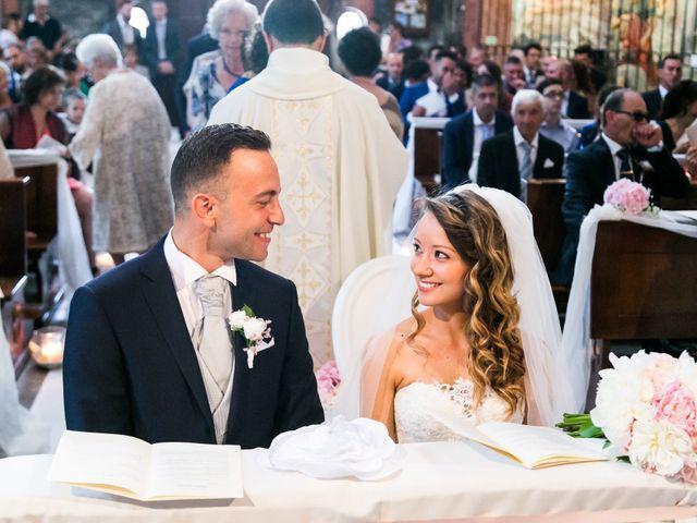 Il matrimonio di Matteo e Greta a Gallarate, Varese 19