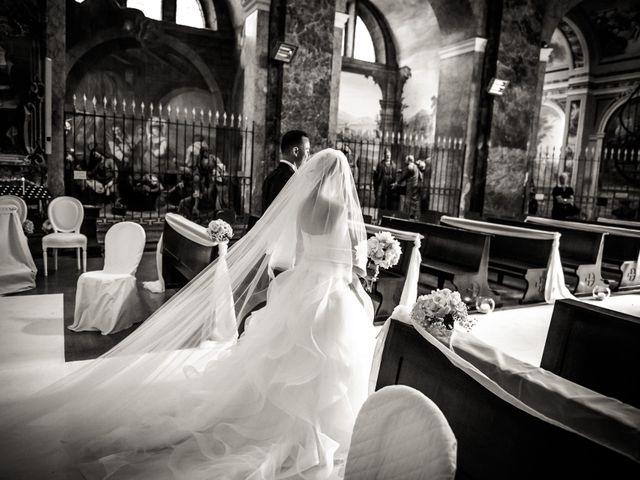 Il matrimonio di Matteo e Greta a Gallarate, Varese 20